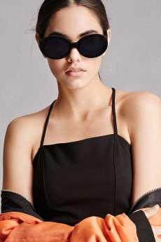 Replay Vintage Velvet Sunglasses
