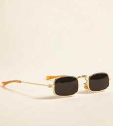 Replay Vintage Rectangular Sunglasses