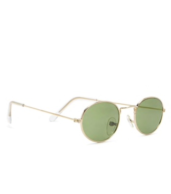 Replay Vintage Round Sunglasses