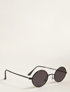 MELT Oval Sunglasses